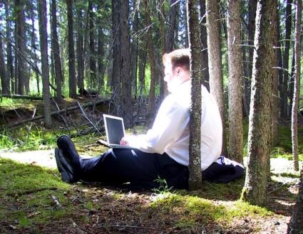 Lavorare In Mobilita Con Il Tablet (Custom)